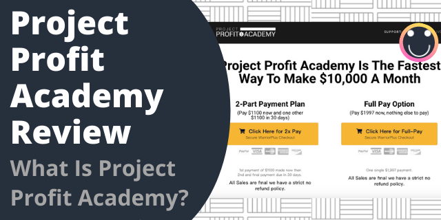 What Is Project Profit Academy?