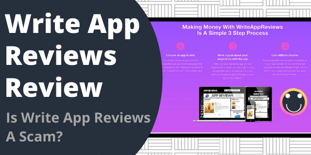 Is Write App Reviews A Scam?