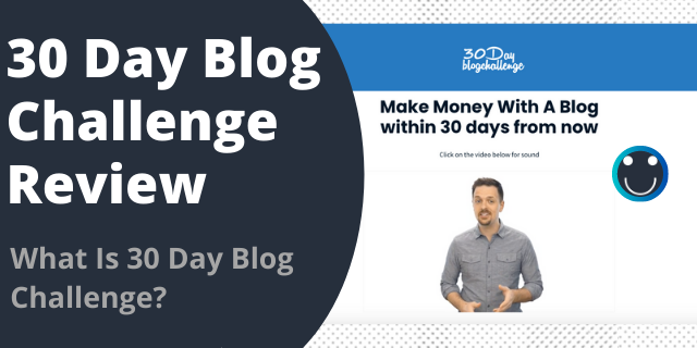 What Is 30 Day Blog Challenge?
