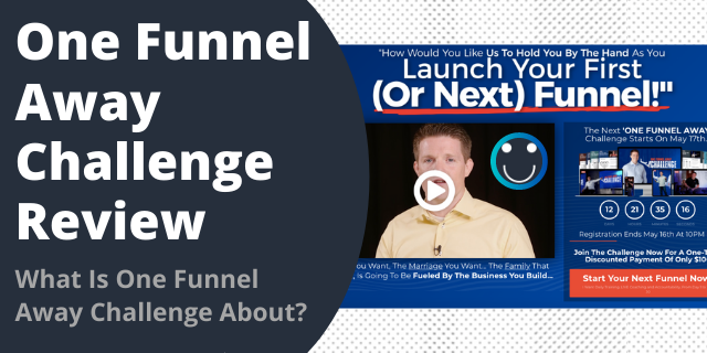 What Is One Funnel Away Challenge About?