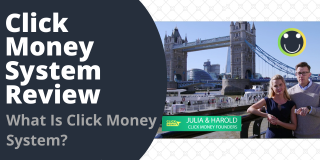 What Is Click Money System?