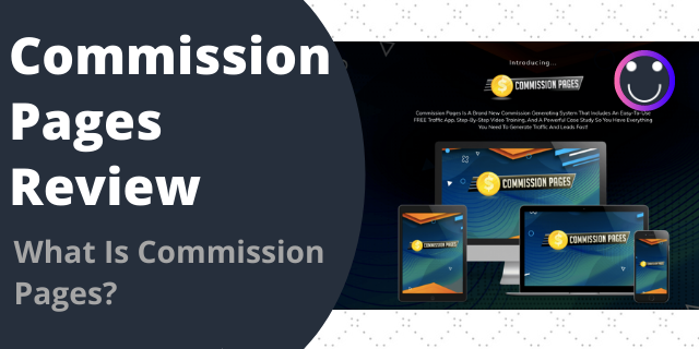 What Is Commission Pages?