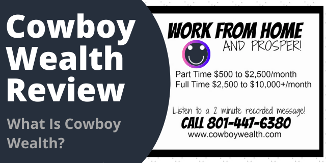 What Is Cowboy Wealth?