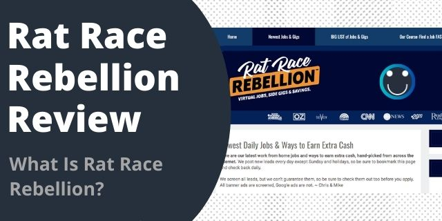 What Is Rat Race Rebellion?