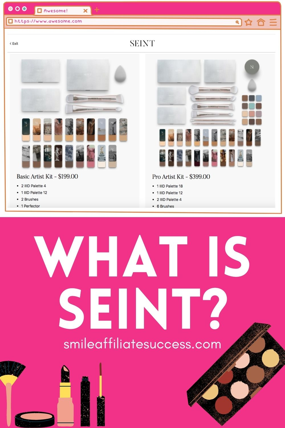 What Is Seint?