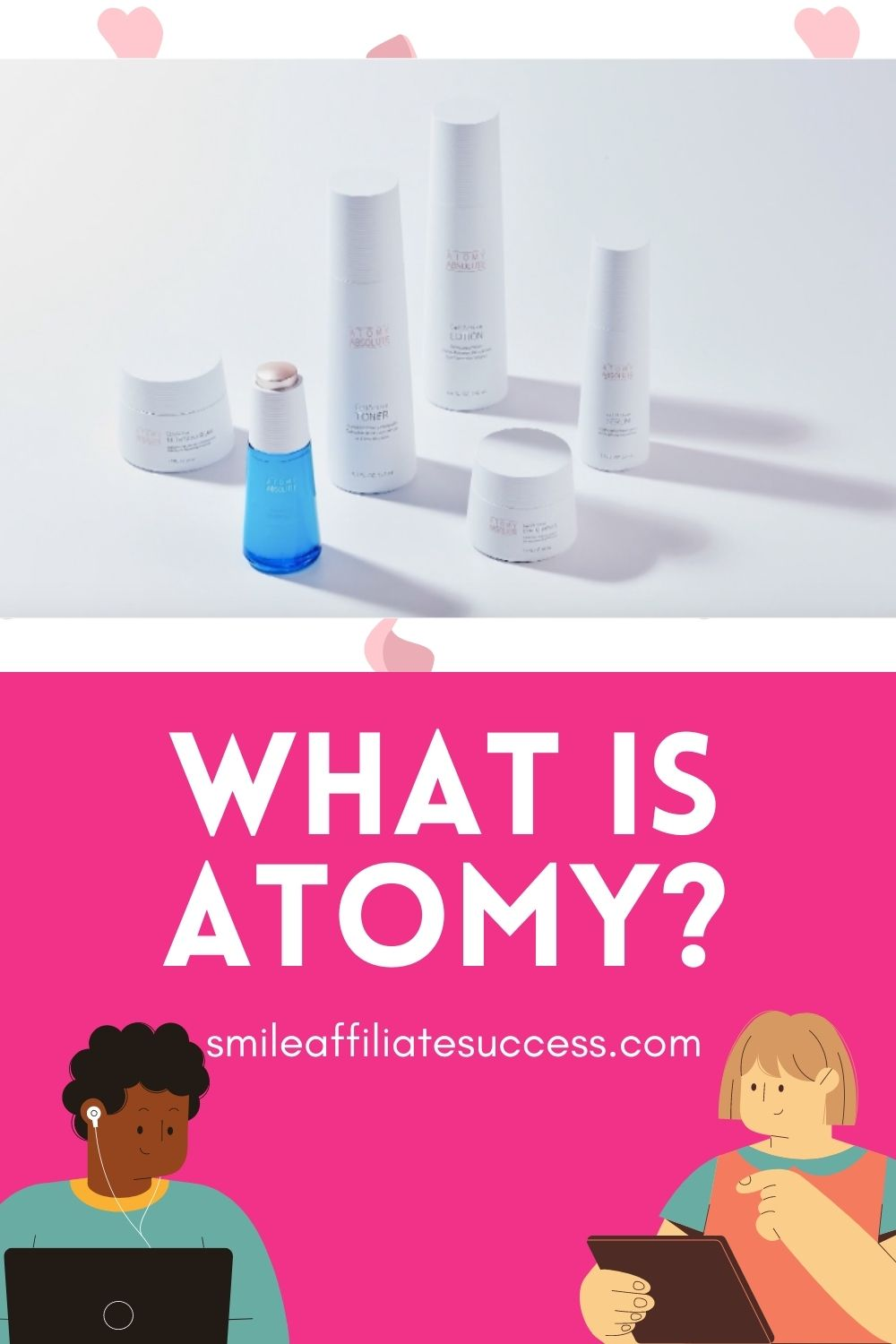 What Is Atomy?