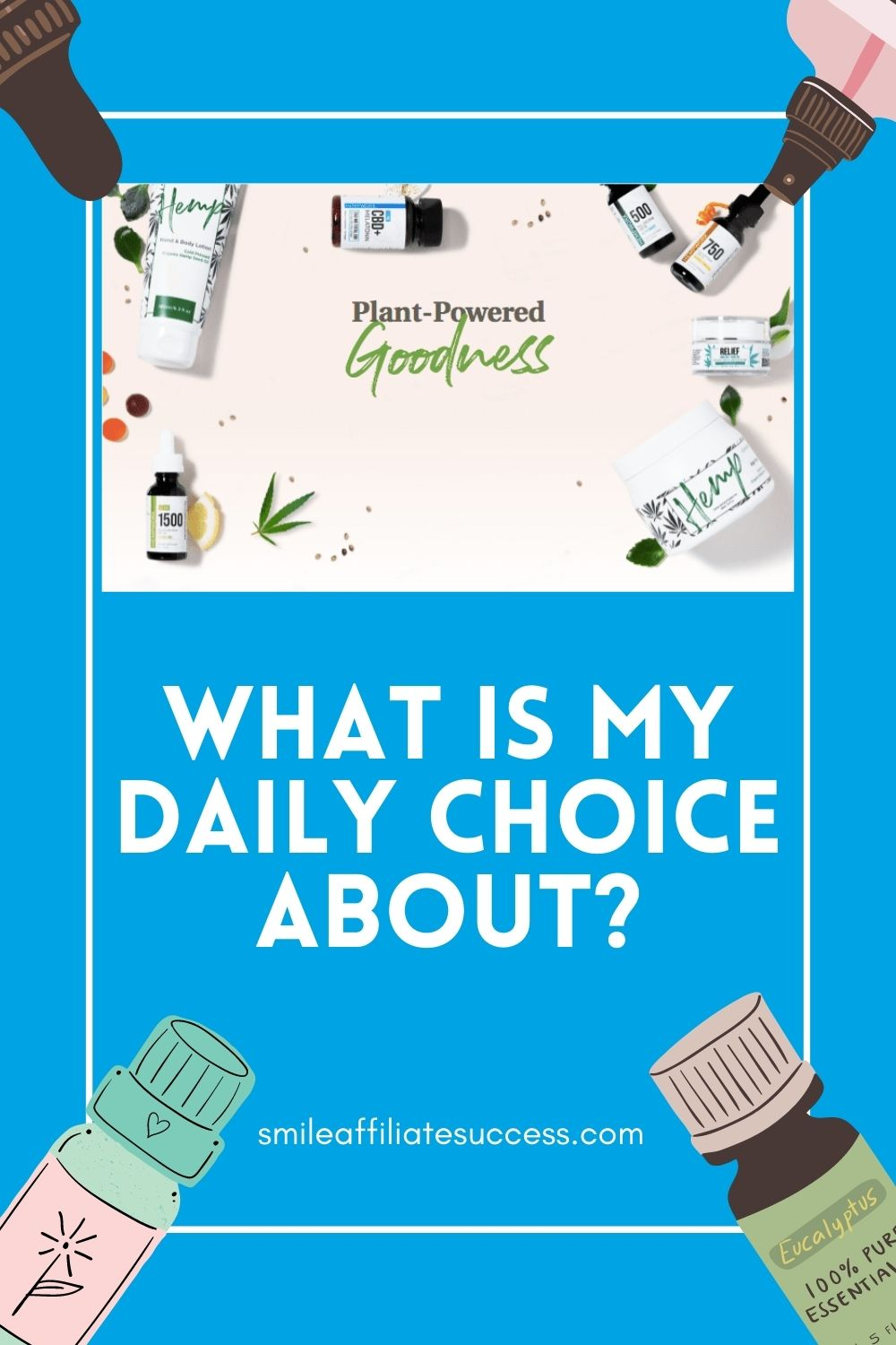 What Is My Daily Choice About?