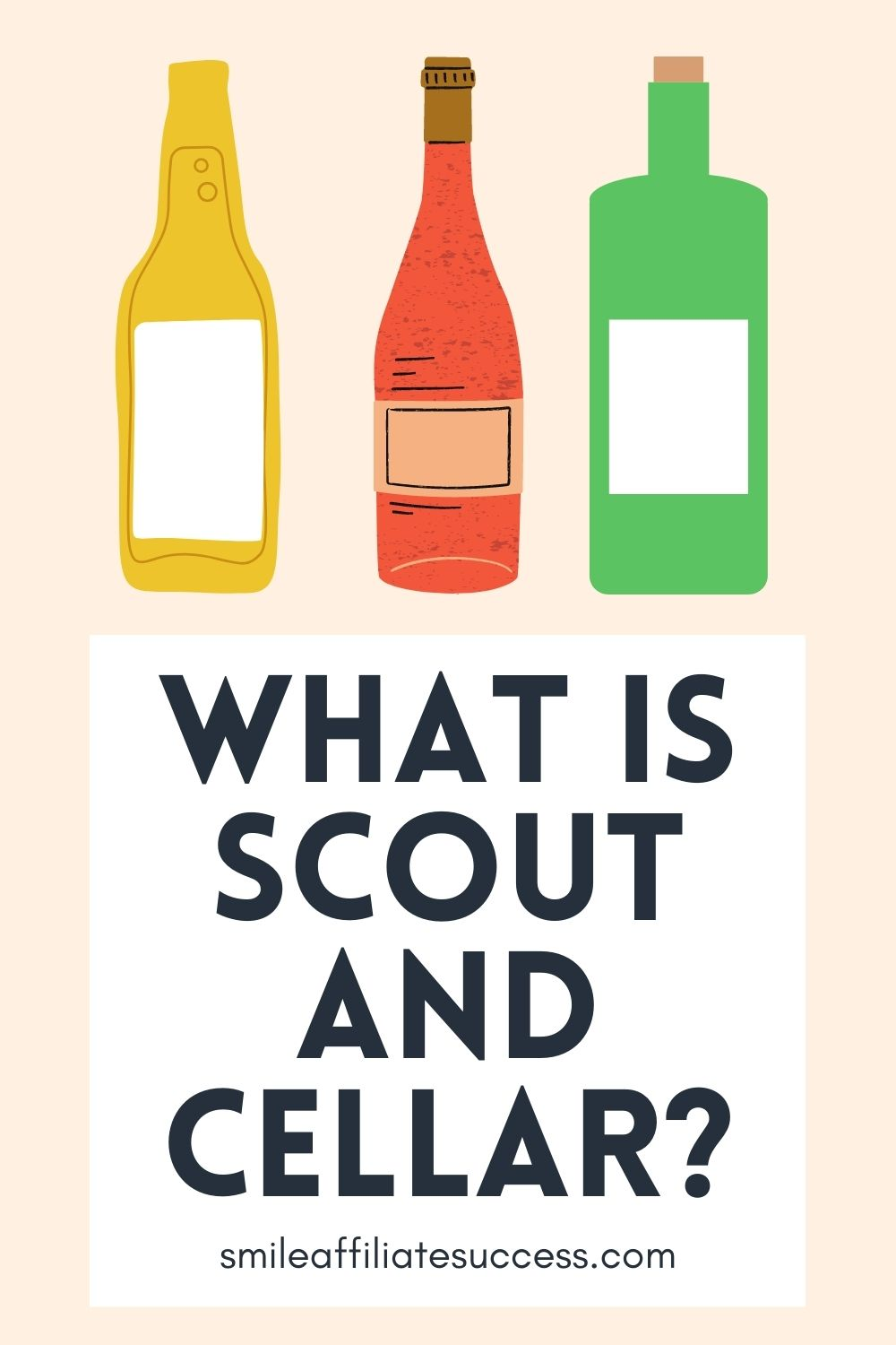 What Is Scout And Cellar?
