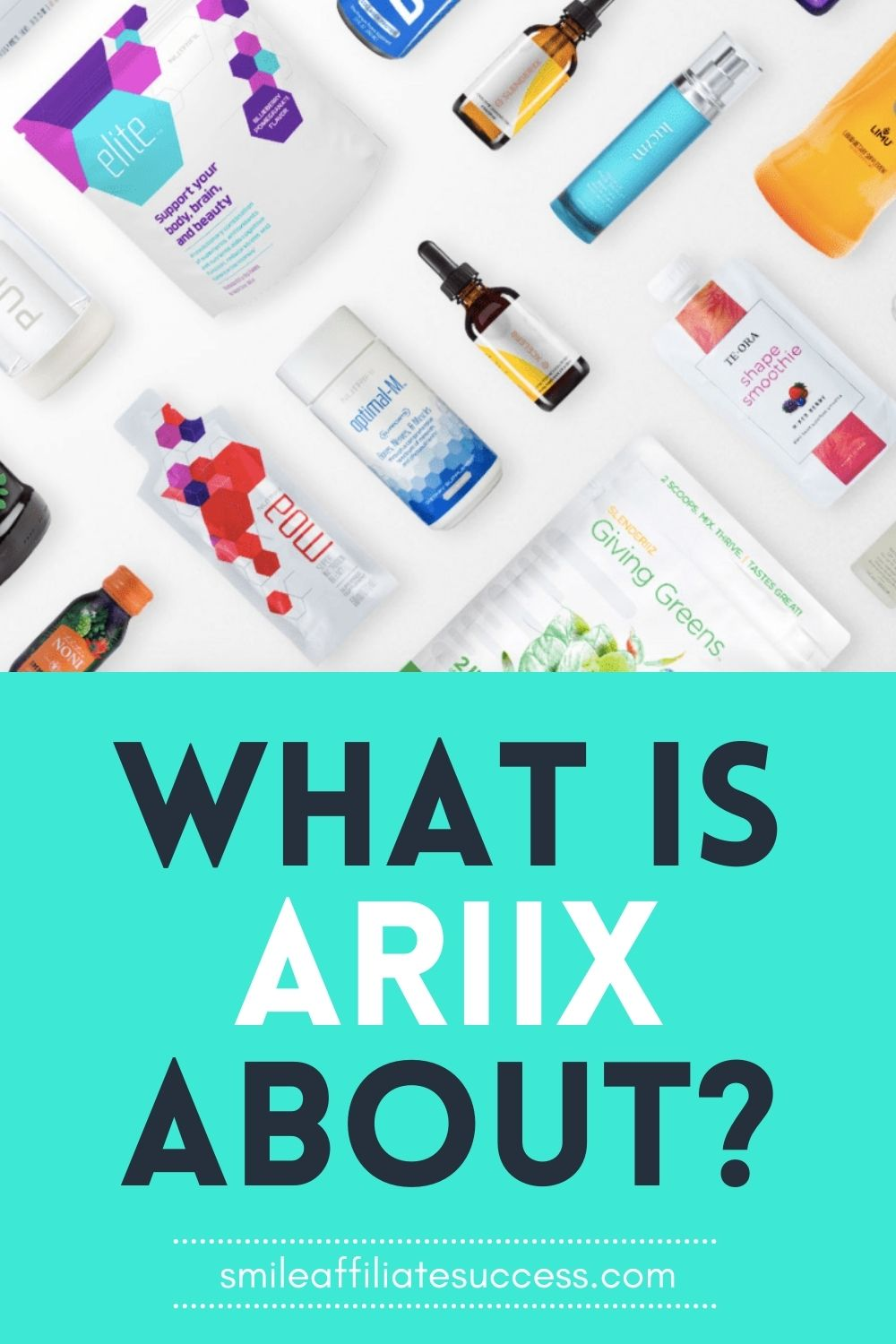 What Is Ariix About?