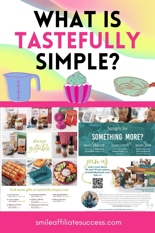 What Is Tastefully Simple?