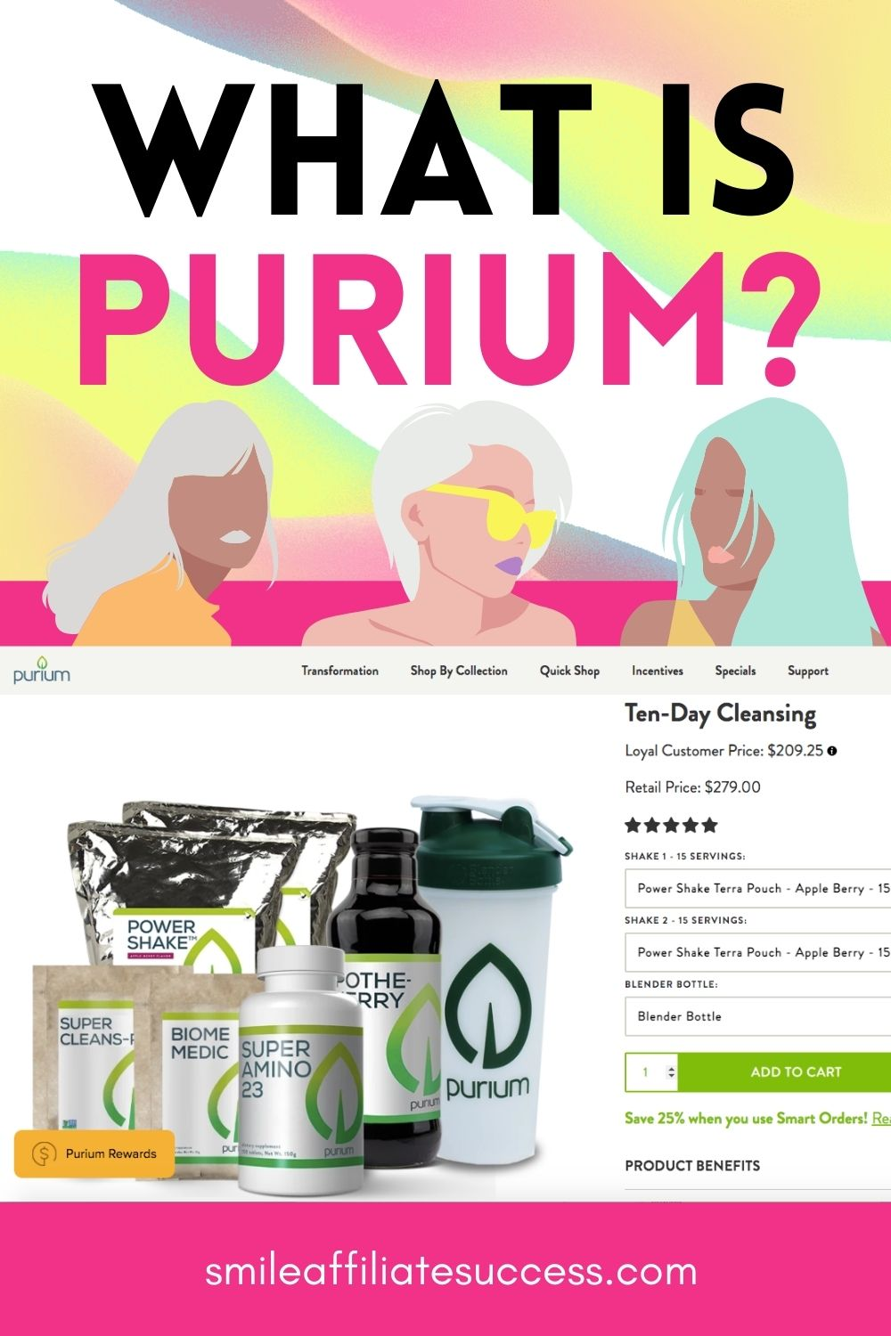 What Is Purium?