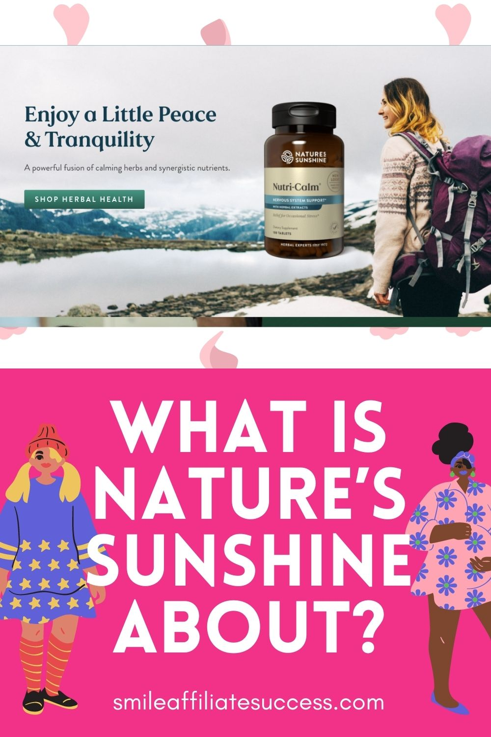 What Is Nature's Sunshine About?