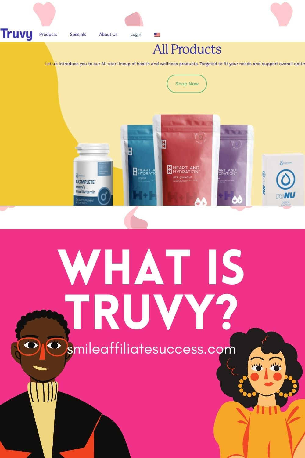 What Is Truvy?