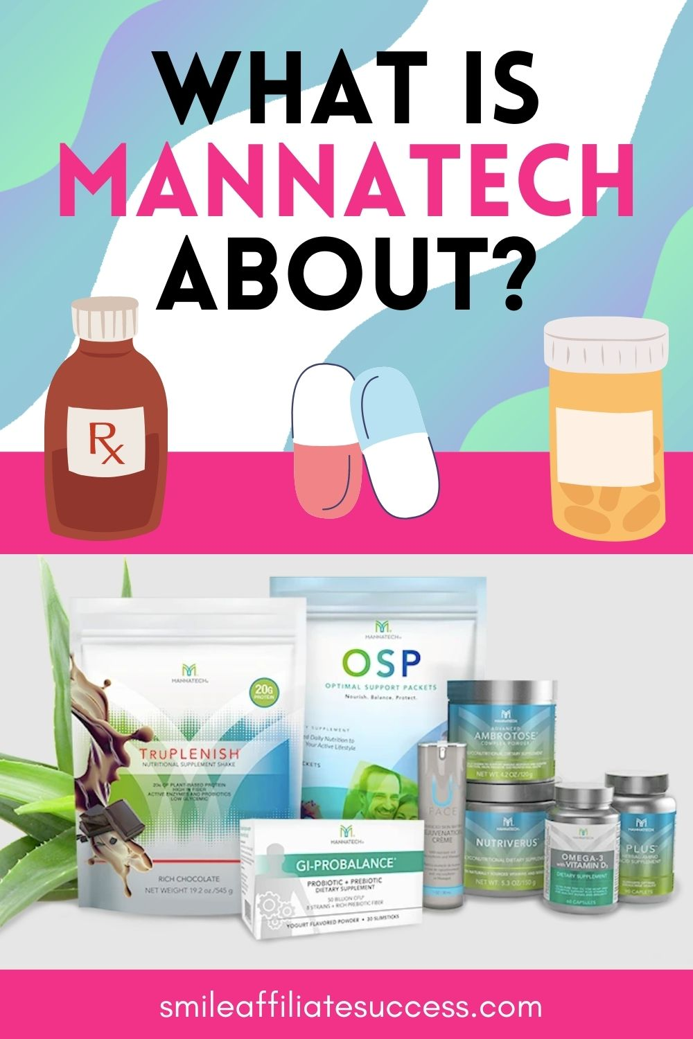 What Is Mannatech About?