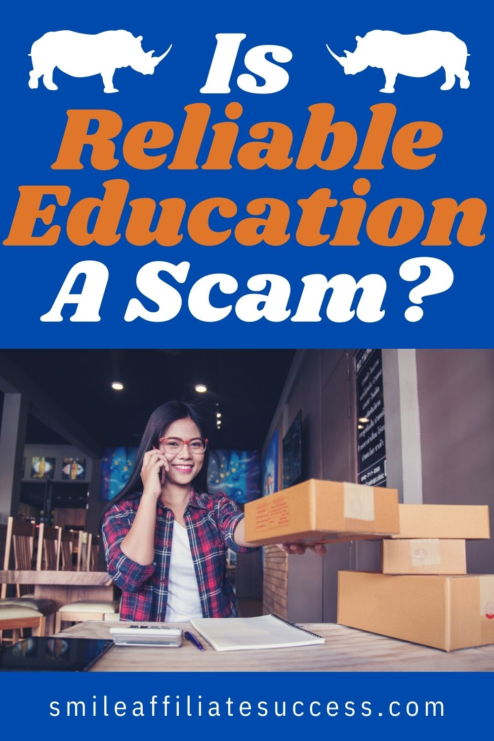 Is Reliable Education A Scam?